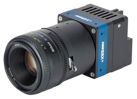 Imperx Cheetah CameraLink Rugged CLF-C6420-R