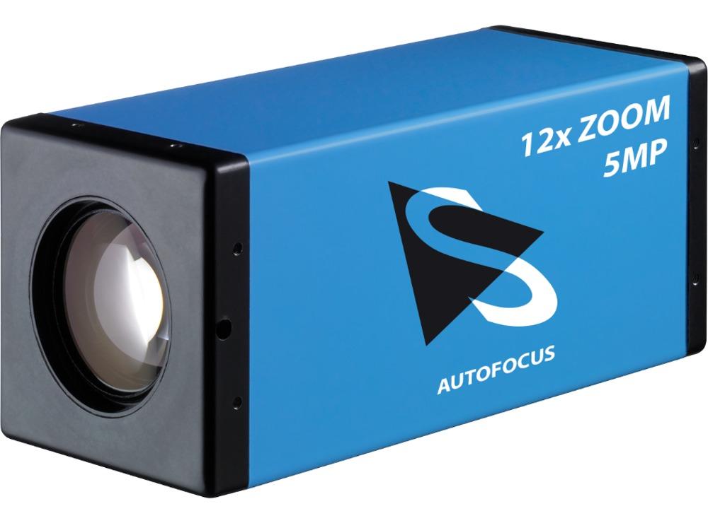 The Imaging Source Zoom DMK Z12G445