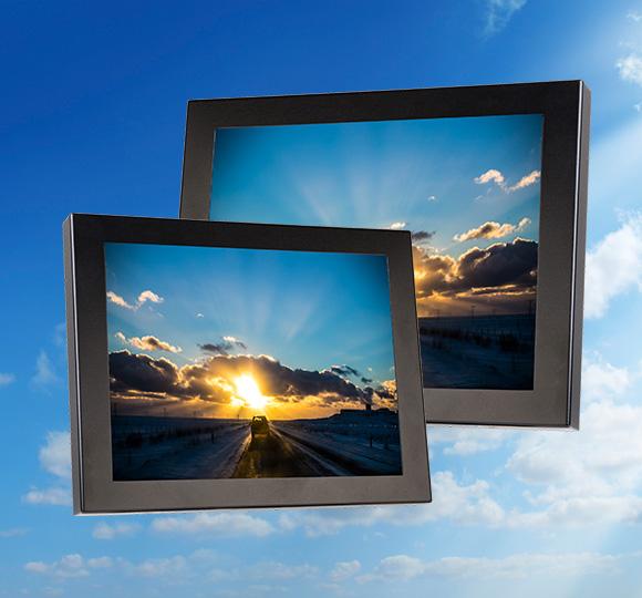 TRU-Vu Sunlight & Daylight Readable